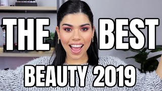 THE BEST MAKEUP PRODUCTS| 2019 BEAUTY FAVORITES