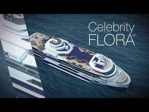 Celebrity Cruises - Introducing Flora