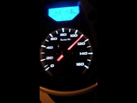 Honda sh 150 abs top speed