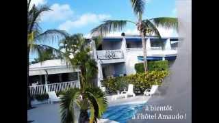 preview picture of video 'Vidéo : hôtel Amaudo Guadeloupe'