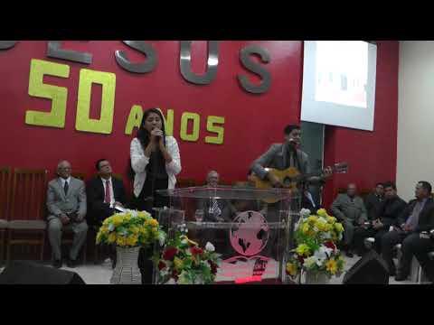 Cinquentenário da Igreja Assembleia de Deus em Amontada - CE