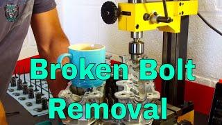 Broken Bolt Removal