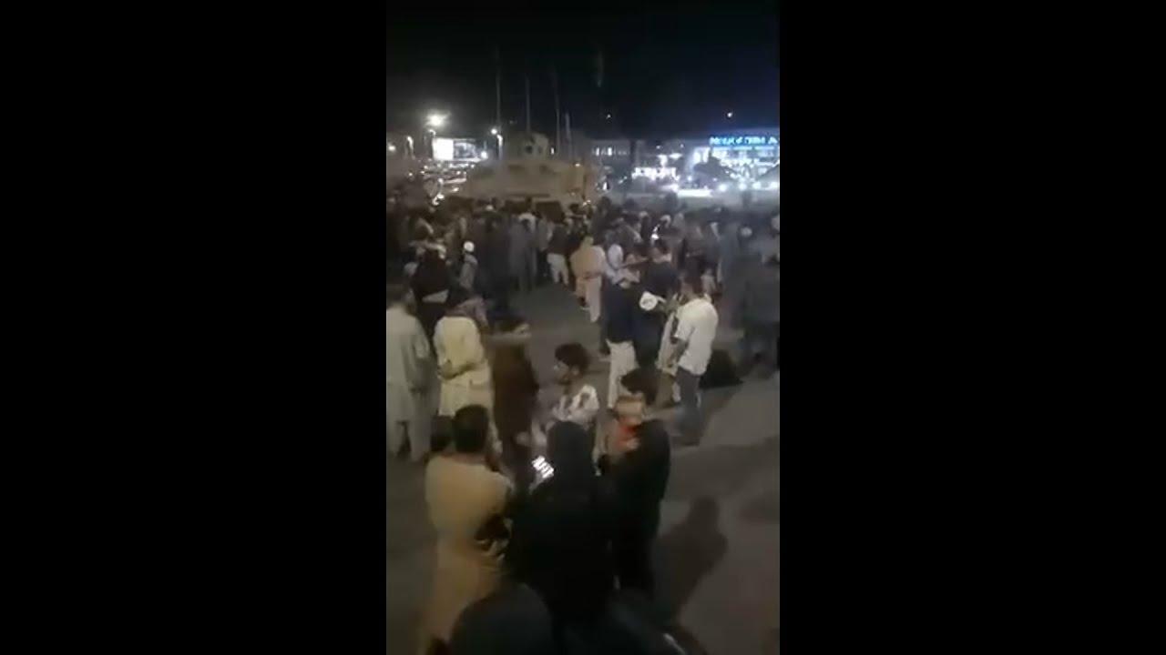 Χαοτικές σκηνές στο αεροδρόμιο της Καμπούλ-Τουλάχιστον πέντε νεκροί