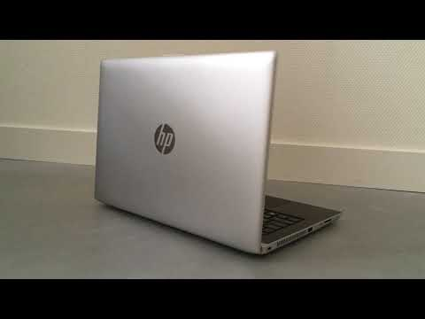 HP Probook 440 G5 Notebook – Unboxing - Thin and Light
