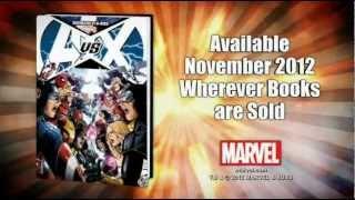 vidéo Avengers vs X-Men (trailer sous-titré français)