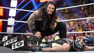Ridiculously fast Survivor Series eliminations: WWE Top 10