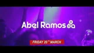 PURE PACHA w ABEL RAMOS  Pacha Barcelona  Friday March 20th