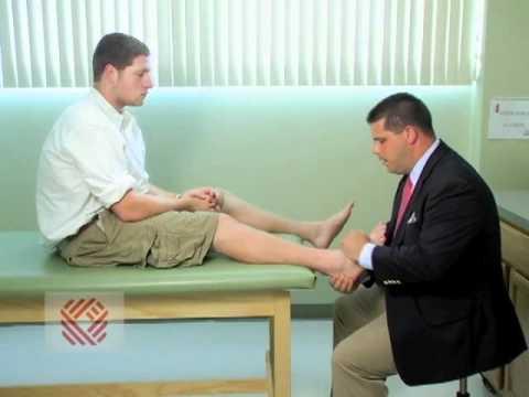 Gymnastik für Schmerzen in den Gelenken der Finger