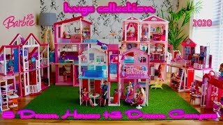 Barbie Dream House And Dream Camper Huge Collection 2020, Barbie Dollhouse Tour Barbie Dream Life