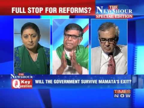 The Newshour Debate: Mamata vs India Inc - Part 1 of 2