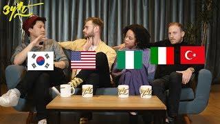 Sadece Dilimizde Olan Kelimeler (w/ Korece bilen Nijeryalı Bianca) - 3Y1T #46