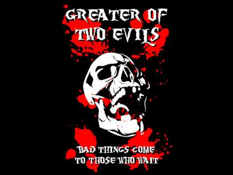 Death From Below - Greater Of Two Evils
