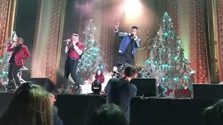 Pentatonix - Rockin Around The Christmas Tree Washington, DC December 2, 2018