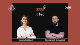 """""""Kitokie pasikalbėjimai"""" su Beata Tiškevič"""