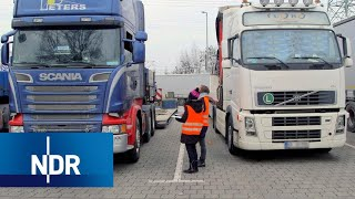 Trucker - Wenn der Lkw das Zuhause ist