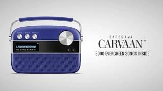 Saregama Carvaan Premium - Audio Player with Saregama Carvaan AppSaregama