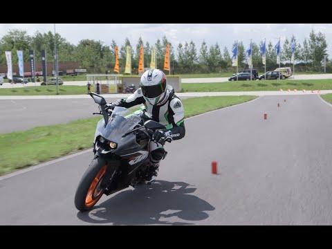 Best beginner motorcycle? KTM RC 125 first road test