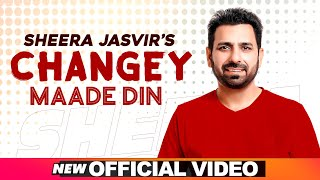 SHEERA JASVIR Live 3 | Changey Maade Din (Official Video) | Latest Punjabi Song 2020 | Speed Records