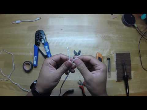 DIY Power Over Ethernet