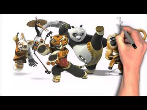 Drawing Kung Fu Panda 3 letöltés