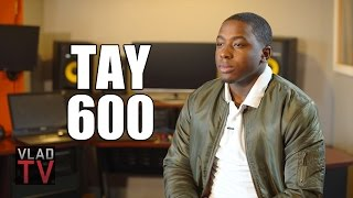Tay 600 on Rondo & Cdai Getting 40 Years, Durk & Reese Calling Him a Snitch