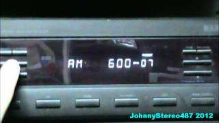 Sherwood RX-4105 Stereo Receiver