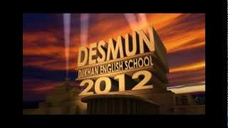 preview picture of video 'DESMUN 2012'