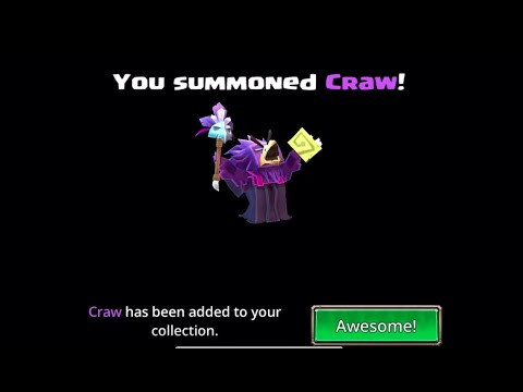 NEW HERO CRAW UNLOCKED EARLY / Dungeon Boss