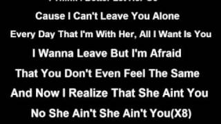 Chris Brown She Ain't You (Lyrics)