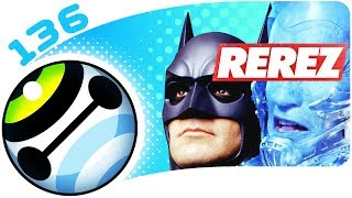 136-Pizza Party Podcast ft: REREZ, Batman, & Robin Freeze My Plug n Play DVD Menus Games
