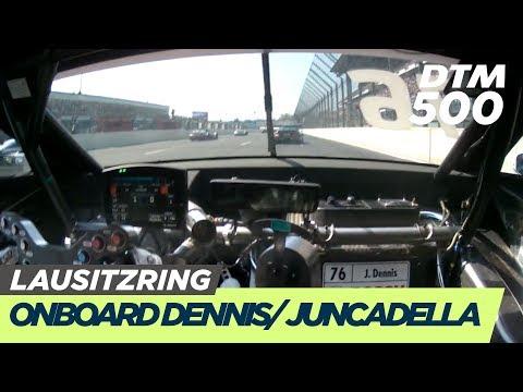 DTM Lausitzring 2019 - Dennis/ Juncadella (Aston Martin Vantage DTM) - RE-LIVE Onboard (Race 2)