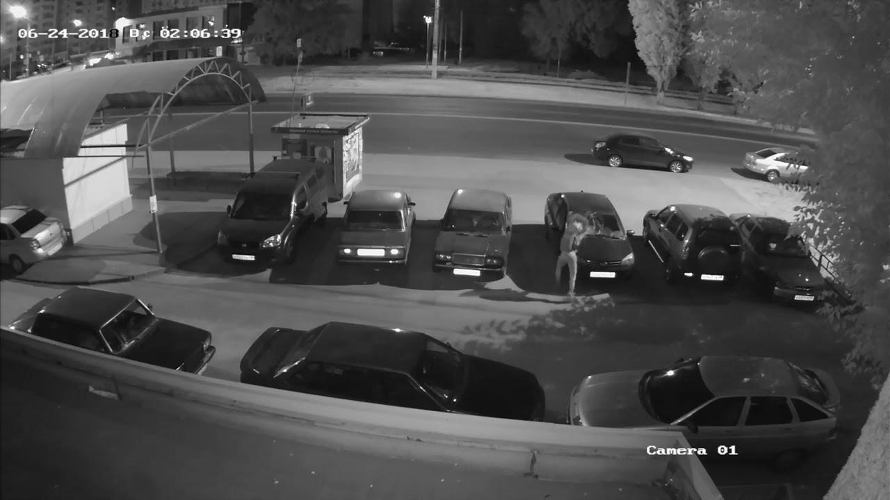 Беспечный водитель из Москвы лишился видеорегистратора в Липецке