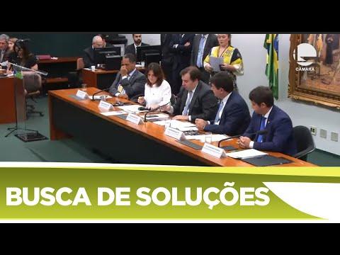 Congresso e Governo buscam soluções para a crise provocada pelo coronavírus - 11/03/2020
