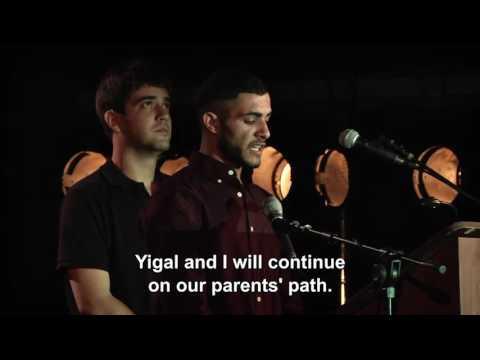 The Israeli-Palestinian Alternative Memorial Day Ceremony 2016