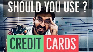 Credit Card Secrets - 5 Things to know before using a credit card. [HINDI]