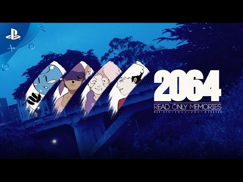 2064: Read Only Memories - Launch Trailer | PS4 thumbnail