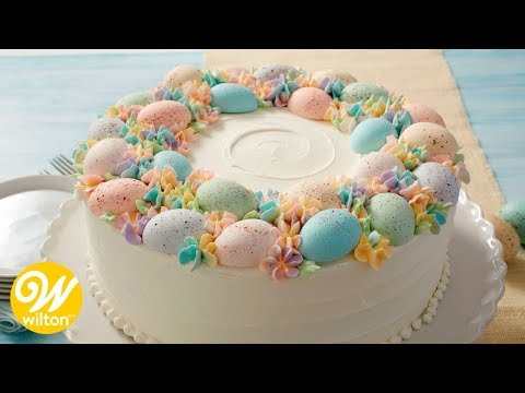 Video How to Make an Easter Egg Cake