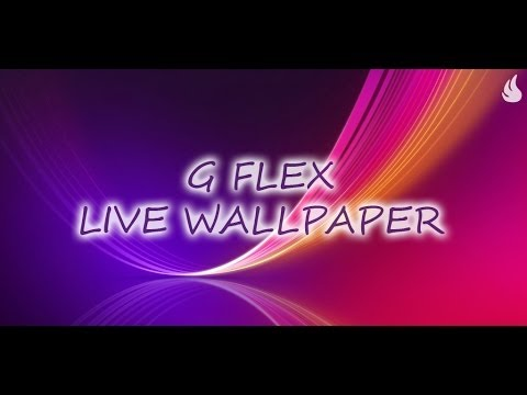 Flex Live Wallpaper - Android app on AppBrain