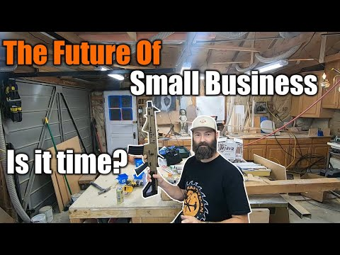 , title : 'The Future Of Small Business In The USA | Is It Over | How To Survive | THE HANDYMAN BUSINESS |