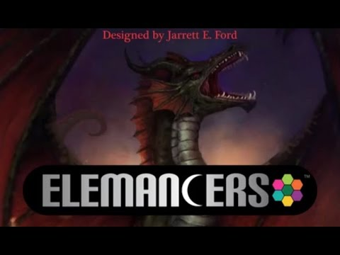 Undead Viking Review of ELEMANCERS