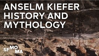 Anselm Kiefer: History Is A Clay
