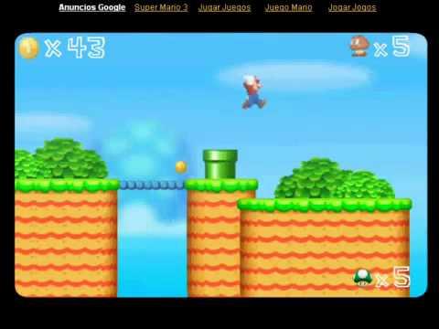 Juegos de Marios Bros gratis