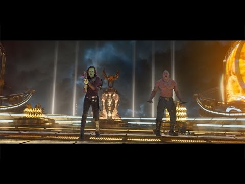 Guardians of the Galaxy Vol. 2 (Clip 'Cut Through It from the Inside')