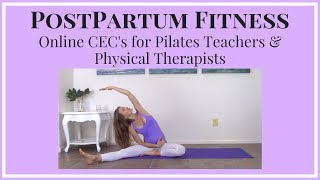 PostPartum Exercise - How To Safely Workout After Having a Baby & Prevent Separated Abs
