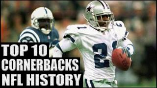Top 10 Best Cornerbacks in NFL History