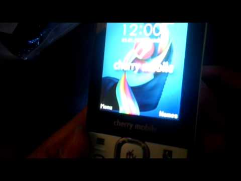 D15 TV Cherry Mobile - Unboxing
