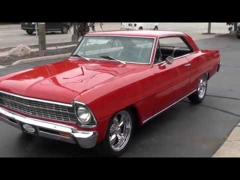 1967 Chevrolet Nova (CC-1249351) for sale in Clarkston, Michigan