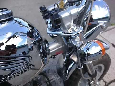 モンキー/ホンダ 50cc 兵庫県 バイクショップ ロード☆スター