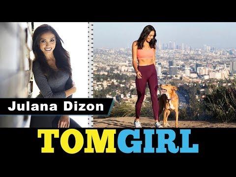 Fitness Model & TV Host Julana Dizon - TomGirl