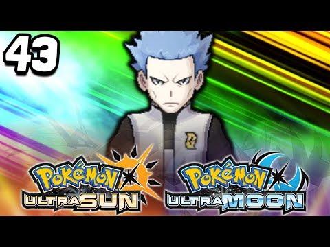 VS TEAM GALACTIC CYRUS! | Pokemon Ultra Sun and Ultra Moon